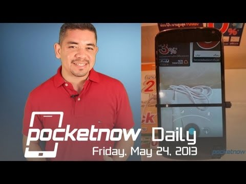 Android 4.3 leaked. HTC One Phablet. Google involved in WP8 YouTube app & more - Pocketnow Daily