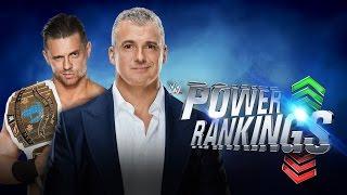 WWE Power Rankings, 30. April 2016