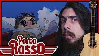 Porco Rosso - The Bygone Days (Classical Guitar)