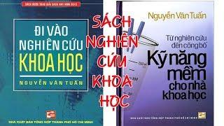 Sách Nghiên cứu khoa học - Gs Nguyễn Văn Tuấn