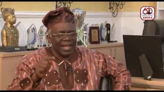 """FALANA: """"...ANY SERIOUS GOVERNMENT CAN ALWAYS TAME CORRUPTION..."""""""