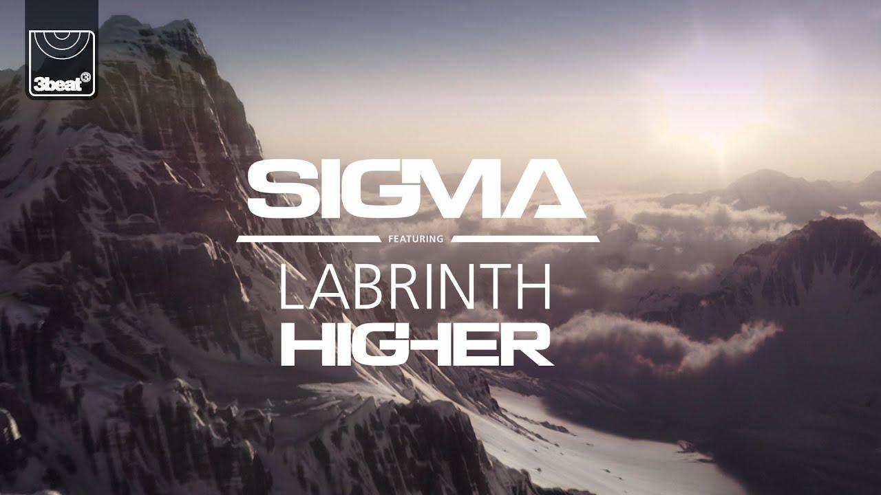 Sigma feat. Labrinth - Higher (Radio Edit)