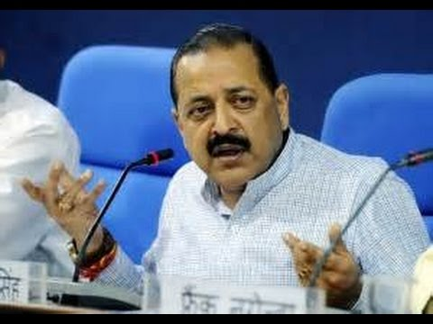 Live: Press Conference By Dr. Jitendra Singh on Destination North East 2016