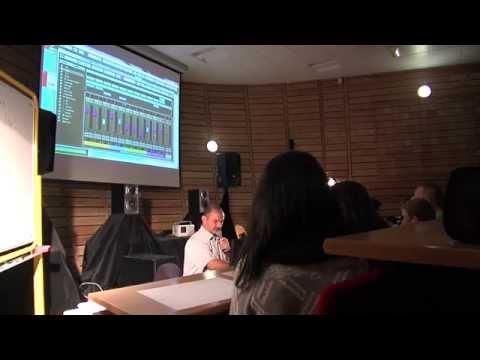 Une Master Class pour découvrir les métiers de l'audiovisuel