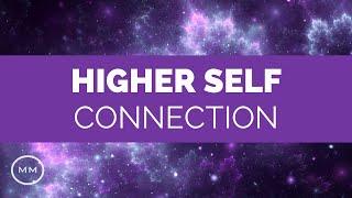 Higher Self Connection: 222 Hz - Lambda Monaural Beats - Meditation Music