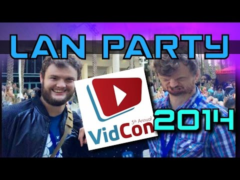 VIDCON 2014 - LAN Party