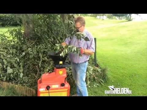 Geräte Für Den Garten 4 - Häcksler - GartenHELDEN Pflegetipp