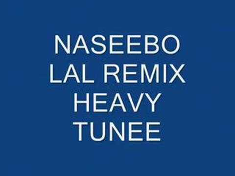 Naseebo Lal Remix video