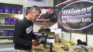 700 Ski Doo mod sled Ep #26 Primary Clutch Tuning! PowerModz!