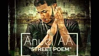 Video Street Poem Anuel AA