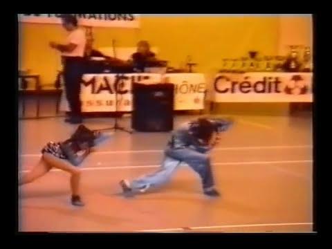 Jugend - Europameisterschaft 1995