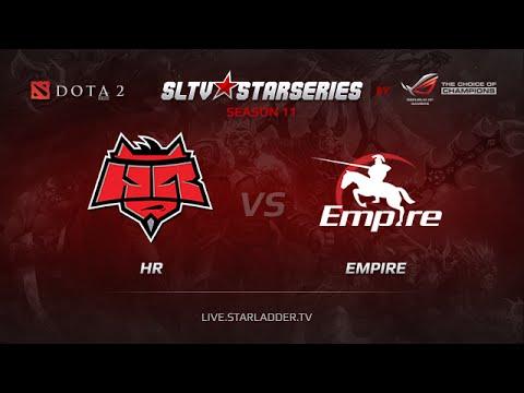 HR vs Empire , SLTV Europe Season 11, Day 23