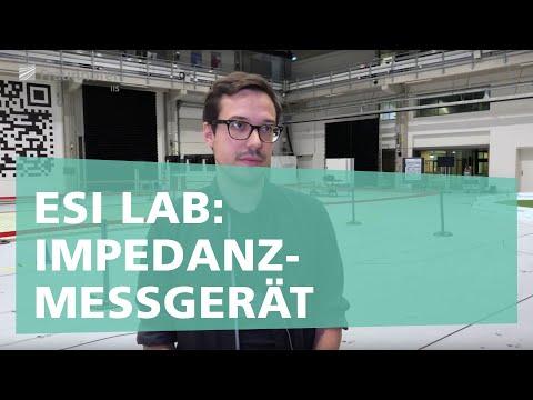 Impedanzmessgerät - Aus dem ESI Sport- und Fitness-Lab