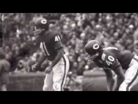 GALE SAYERS WITH INSIGHT ON BRIAN PICCOLO & THE MOVIE