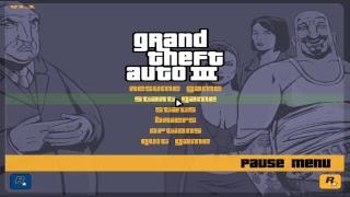 Grand Theft Auto III Chain Game Starter Save Round 8 - Turn 1