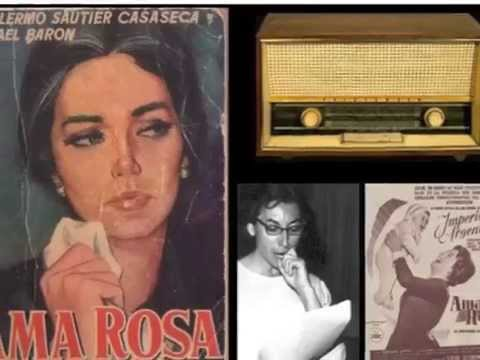 Ama Rosa - Serial radiofónico - Cadena SER - Año 1959