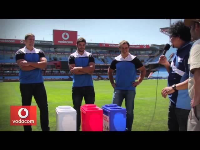 Vodacom Blue Bulls  Tussen die Horings   Episode 6