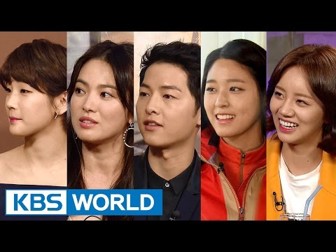Entertainment Weekly | 연예가중계 - Hyeri, Seolhyun, Park Sodam (2016.03.04)