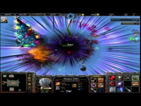 สอนเล่นเกม Warcraft III Bleach VS OnePiece By ASZ