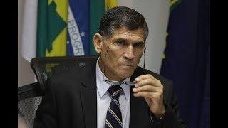"General Santos Cruz e a ""voz"" que ""ecoa"" no Palácio do Planalto"