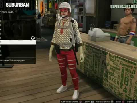 gta 5 online top 10 female modded outfits youtube