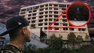 SCARIEST HAUNTED HOSPITAL I'VE EVER SEEN | OmarGoshTV