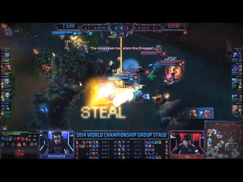 Pro Play of the Week Episode 7 (Groups A & B Worlds 2014)