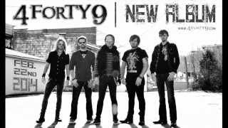 4FORTY9 Interview - 93.1 The Fox Rocks
