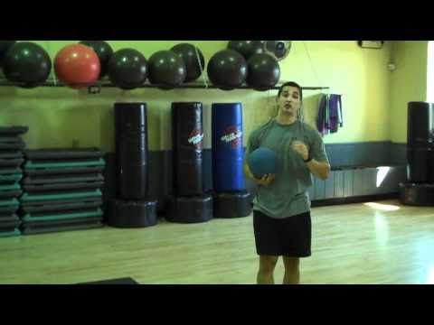 Killer Medicine Ball Workout for Extreme Training Image 1