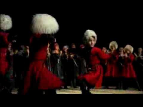 Georgian Folk Dance -ქართული ცეკვა-Грузински танец