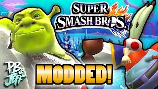 ULTIMATE SMASH BROS. CROSSOVER | Super Smash Bros. Modded