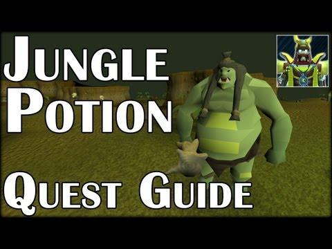 RuneScape 3 – Jungle Potion – Quest Guide