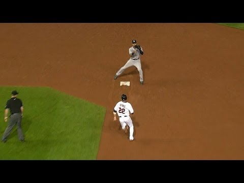 Jeter fakes out Kipnis as Yanks turn DP