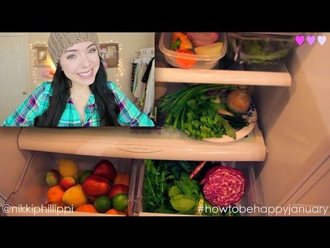♡ What's In My Fridge?! ♡