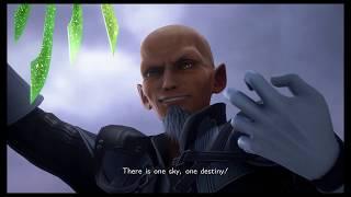Kingdom Hearts 3 - Scala ad Caelum: Master Xehanort Bossfight (City, Underwater & Flying) (2019)