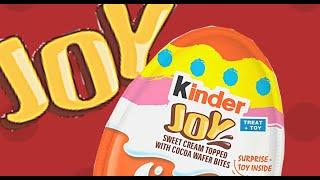 12 Kinder Joy Eggs Opening