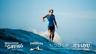 Noosa Longboard Open Day 2