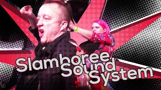 Slamboree Sound System @ Vozduh Club (SPb) [#InBeatWeTrust August 2014]
