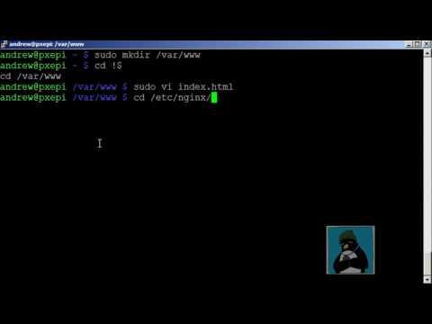 LPIC-2 202 Nginx web server and reverse proxy