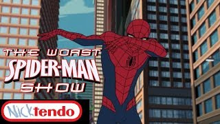 Worst Cartoon of 2017- Marvel's Spider Man Review