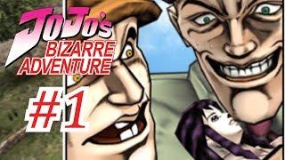 His Youth [CC1] Jojo's Bizarre Adventure: Phantom Blood
