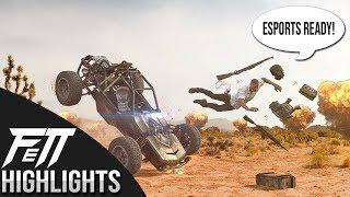 EPIC Chicken Dinner Game With Gunshot! PUBG PC Highlights