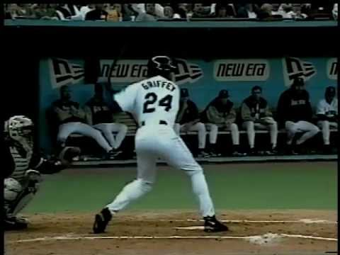 Ken Griffey Jr Mariners Highlights