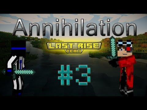 Второй сезон игры с подписчиками: Annihilation с Теросером часть 3