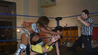 Athena (Ember Moon) VS. Heidi Lovelace - Absolute Intense Wrestling [Free Full Match]
