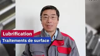 TPM 2025 : la Réduction des frottements