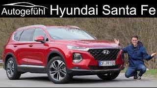 Hyundai Santa Fe FULL REVIEW 2020 - Autogefühl