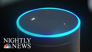 Walmart And Google Team Up To Take On Amazon | NBC Nightly News