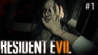 Most Realistic Horror Game Ever! | Resident Evil 7 #1