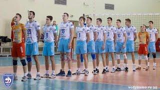 Кузбасс Кемерово-2 : Динамо-Олимп